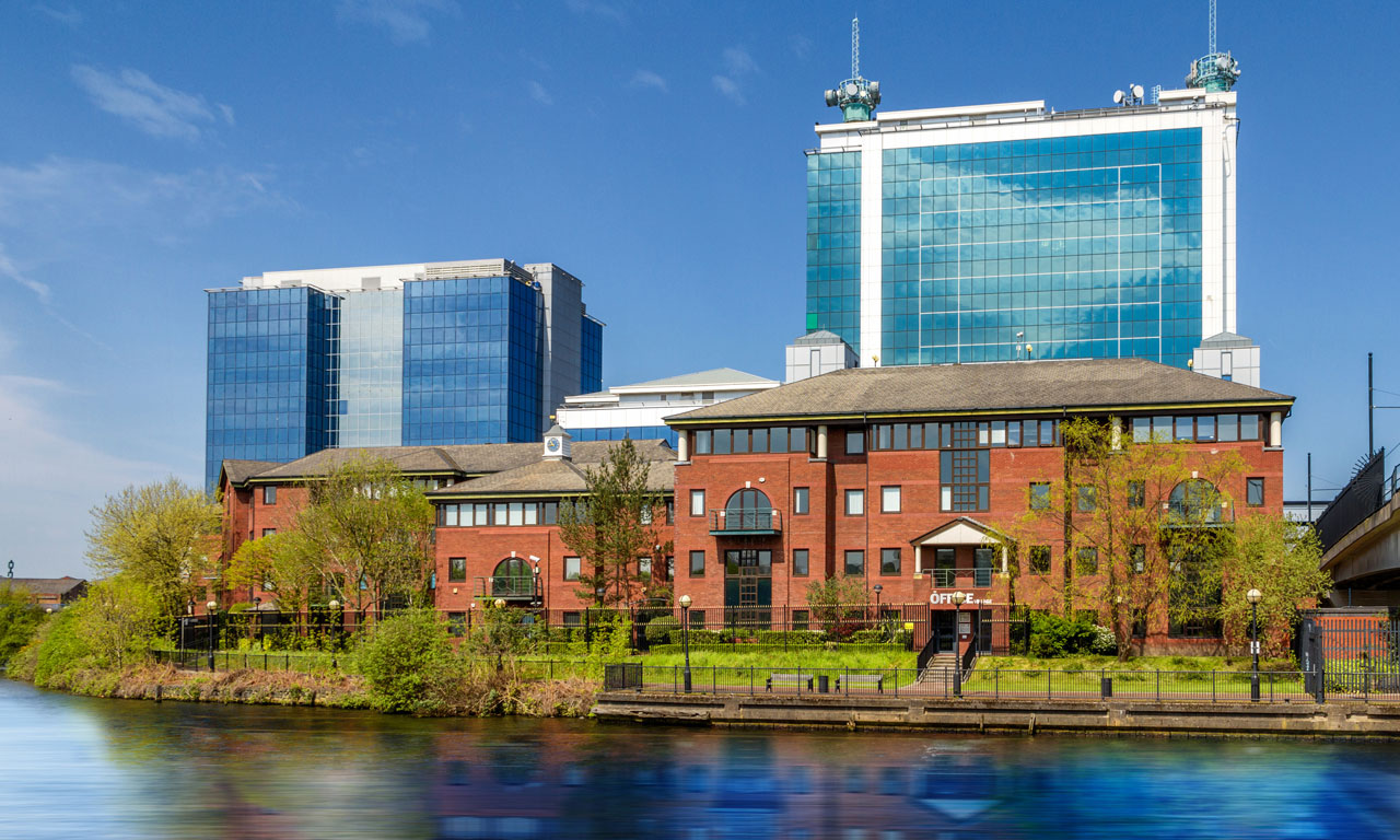 The Office Village Salford Quays
