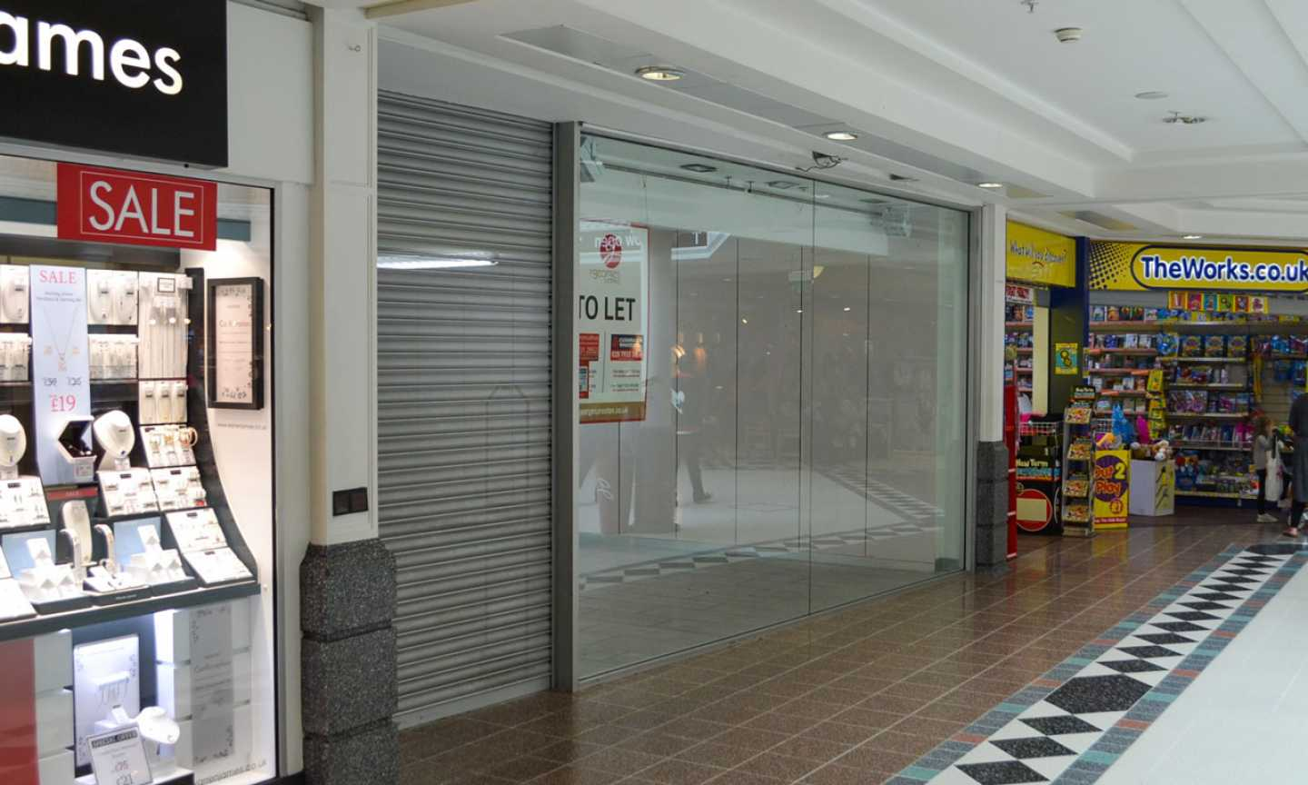 21 Friargate Walk, St George's Shopping Centre Preston