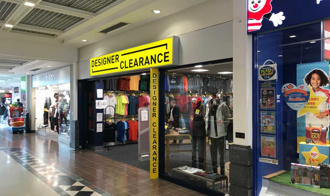 18 Fishergate Walk, St George's Shopping Centre Preston