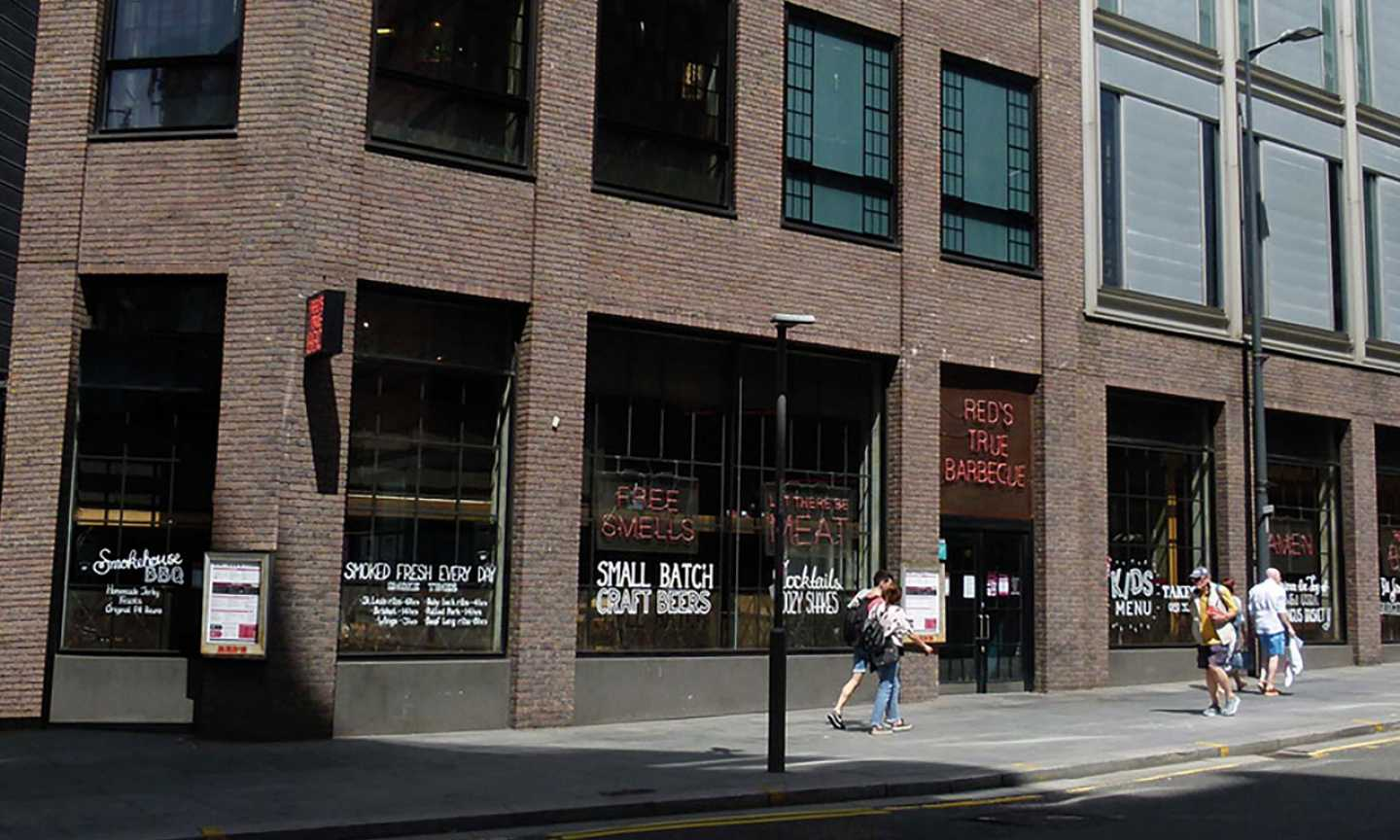 Unit 3 Hanover Street Liverpool One L1 3DN