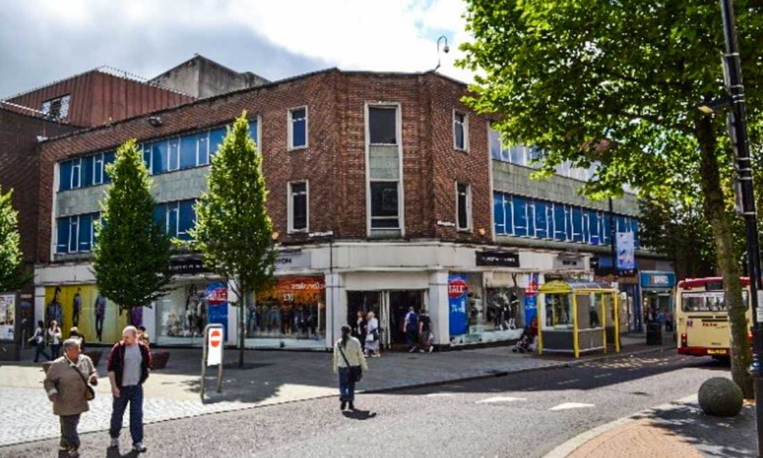 2-6 Church Street – Church Square Shopping Centre, St Helens
